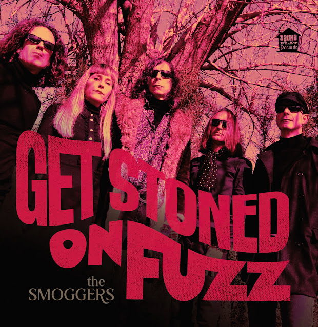 Crítica The Smoggers - Get stoned on fuzz