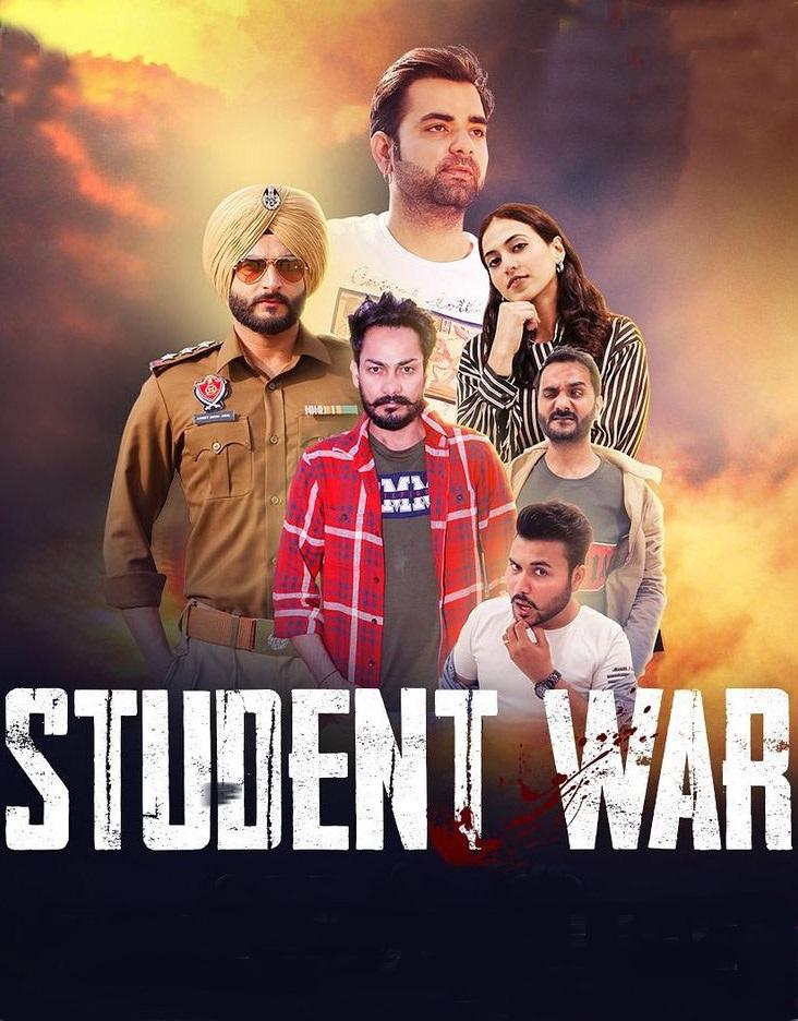 Student War (2020) Punjabi Full Movie Punjabi Web Series 720p HDRip ESubs Download