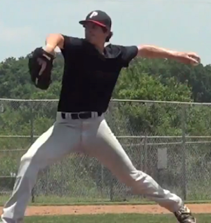 Without seeing your motion, without asking you to change anything within your motion and after you make these foot placement changes talked about in this blog, you're going to reduce how far and how often your Catcher moves his glove to receive your pitches.