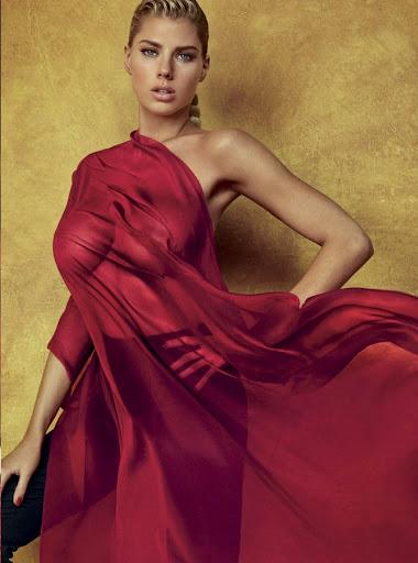 Charlotte McKinney topless GQ Magazine Mexico