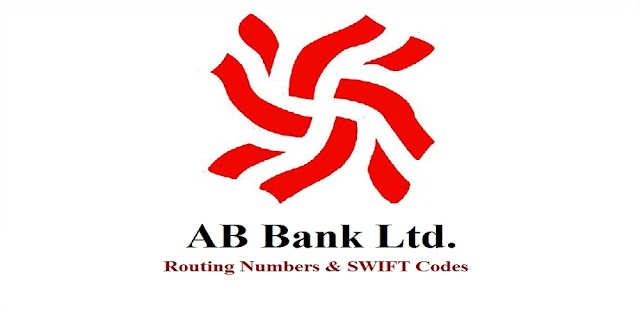 Routing Numbers & SWIFT Codes of AB Bank Ltd.
