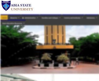 ABSU Supplementary Admission