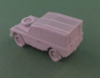 Series 2 Land Rover picture 5