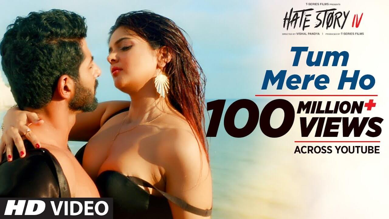 Tum Mere Ho Mere Rehna Lyrics in Hindi