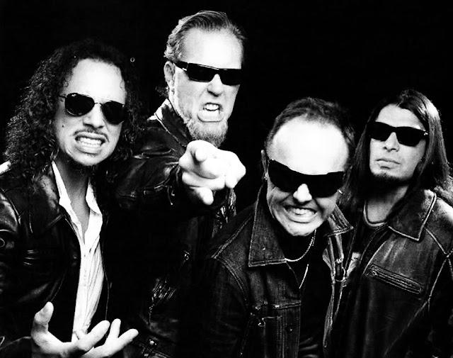 Metallica disponibilizam concerto de 1983
