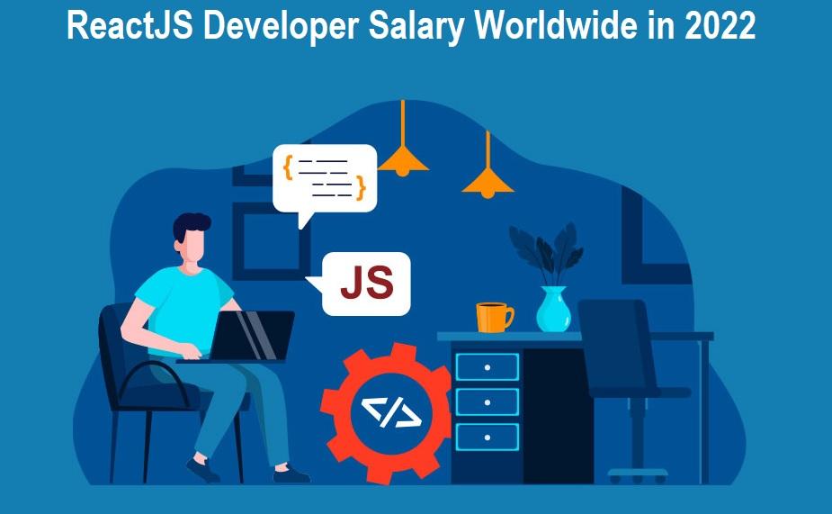 ReactJS Developer Salary