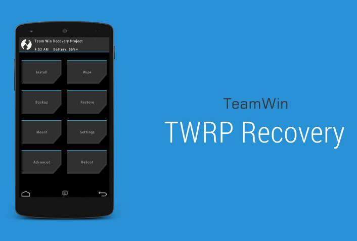Cara Instal Recovery TWRP Di Android Dengan Mudah