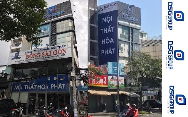 Nội Thất Đông Sài Gòn là đại lý kinh doanh bàn ghế văn phòng Hòa Phát được khách hàng tin tưởng