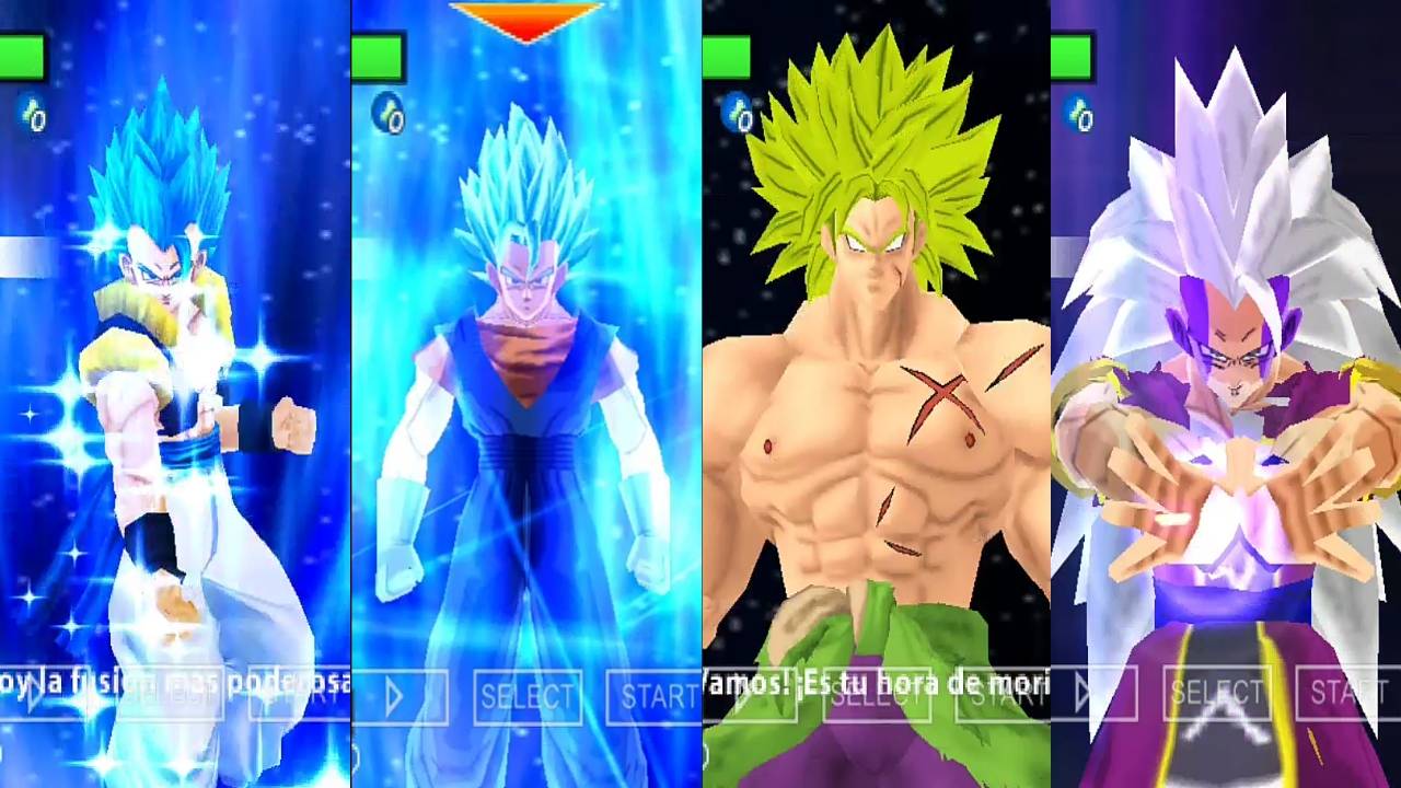 Dragon Ball Super Movie DBZ TTT MOD