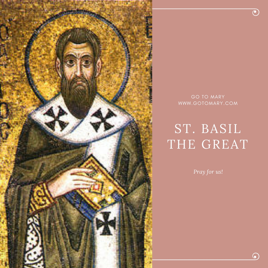 Night of life in the 5th prayer of St. Basil the Great