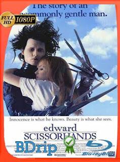 El joven manos de tijera (Edward Scissorhands) (1990) Latino HD BDRIP 1080P [GoogleDrive] SilvestreHD