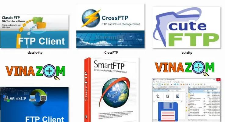 phần mềm ftp client tốt cho máy tính