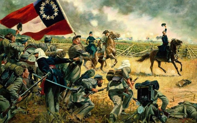 Marx e Engels sobre a Guerra Civil dos Estados Unidos