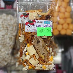 Thức ăn dinh dưỡng cho hamster