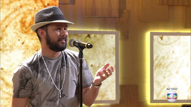 Poeta Cearense, Bráulio Bessa, está internado com complicações da Covid-19