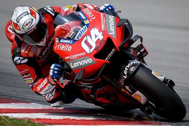 Ducati Ungkap Alasan Kenapa Andrea Dovizioso Gagal Juara pada MotoGP 2020
