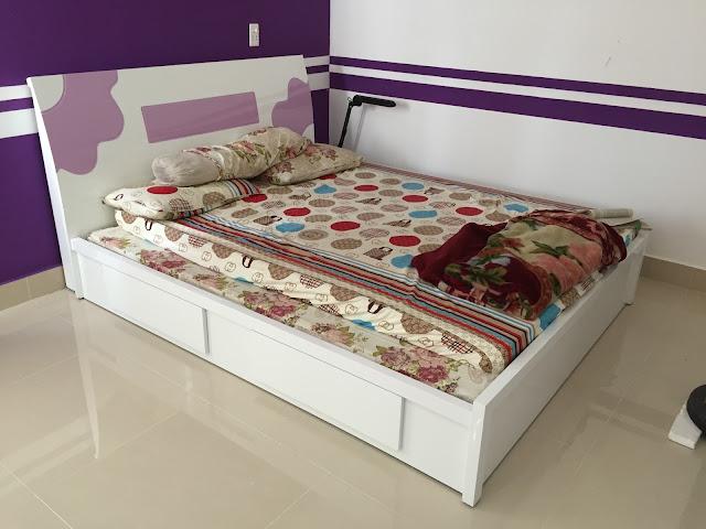 Mẫu giường ngủ trẻ em được nhiều phụ huynh lựa chọn