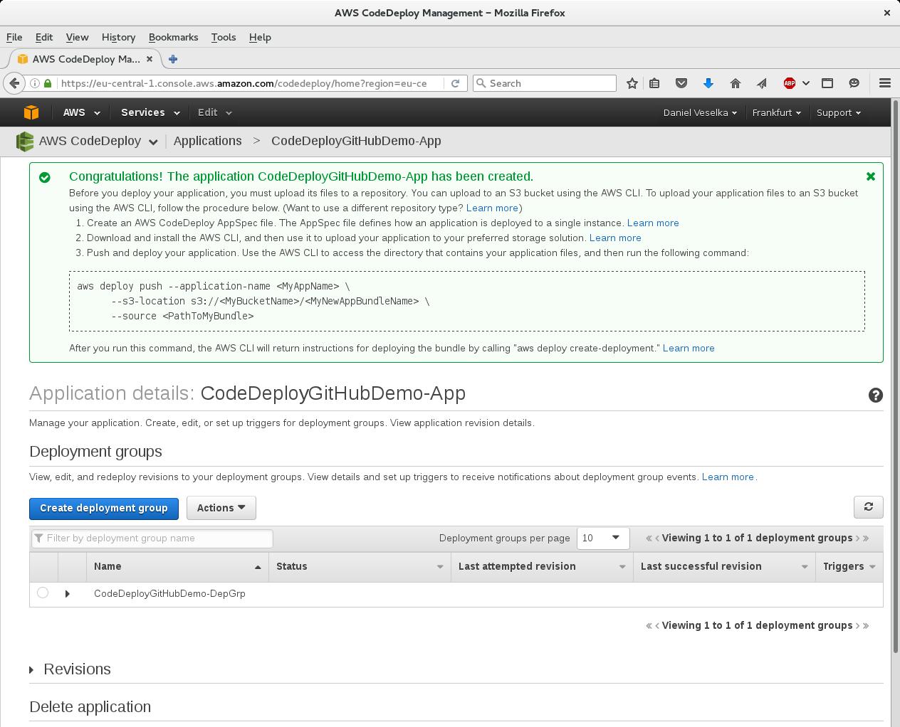 java  jboss  weblogic  aws  linux  deploy java application from github to aws