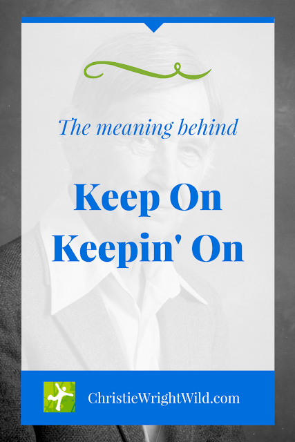 Seth Gilkerson | author | inspiration | Keep on keepin' on | heroes | NC authors