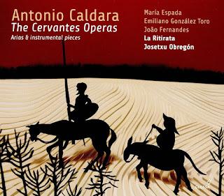 Selección de arias procedentes de las dos óperas compuestas por Antonio Caldara sobre el Don Quijote de la Mancha.