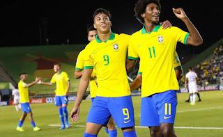Brasil vence Chile e se classifica para as quartas