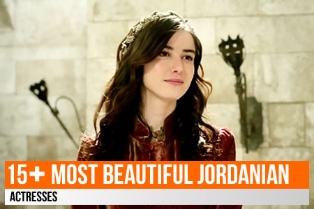 LIST: 15+ Most Beautiful Jordanian Actresses
