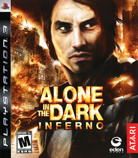 Alone In The Dark Inferno PS3 Torrent