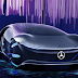 Mercedes-Benz Vision Avtr Concept inspired by film Avatar