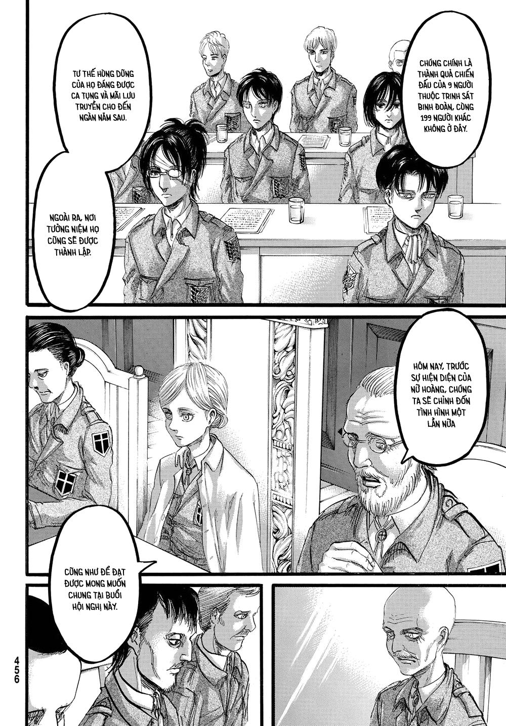 Shingeki no Kyojin - Attack on Titan Chap 89 page 22 Congtruyen24h