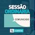 CM de Guamaré comunica sobre Sessão Ordinária desta terça-feira(17)