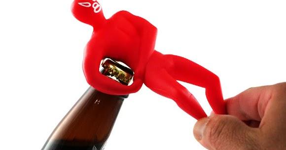 大宅神觀察: [好玩設計] 墨西哥摔角手Luchador開瓶器