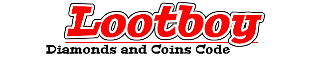 Lootboy diamonds and coins code