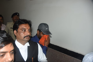 upendra dhakar jailed today arrested by jabalpur police
