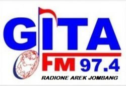Streaming Radio Gita FM 97.4 Jombang
