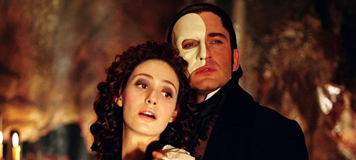 O Fantasma da Opera ganhará um minissérie
