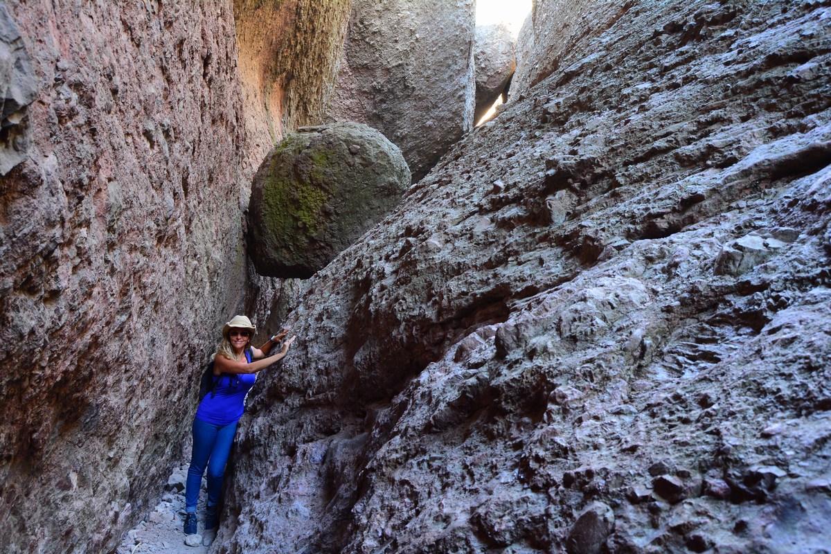 Balconies Cave Pinnacles National Park