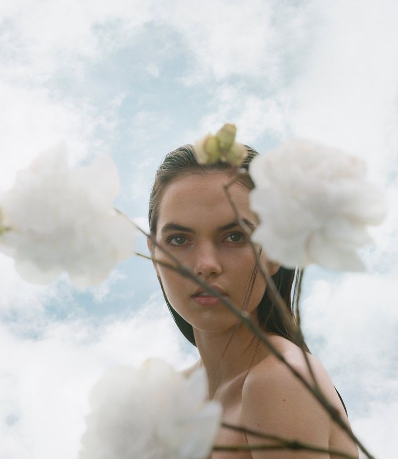 Chanel launches Hydra Beauty 2020 campaign starring Lily Stewart.