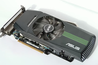 Graphic and sound card