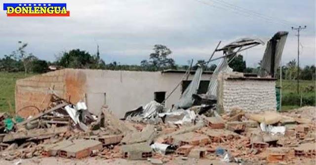 Las FARC convirtieron en polvo cósmico un punto de control de las FANB en Apure