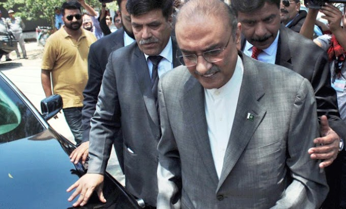 Here are all the facilities available for Zardari in prison