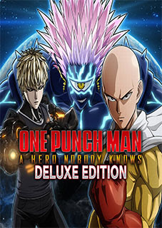 Baixar: One-Punch Man A Hero Nobody Knows Deluxe Edition (PC)