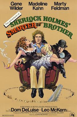 O Irmão mais Esperto de Sherlock Holmes Dublado