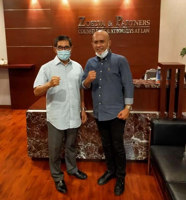 Prof Hamdan Zoelva Akan Berkunjung ke Kabupaten Lingga
