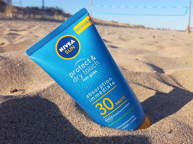 Protéger sa peau du soleil avec Nivea (+CONCOURS)