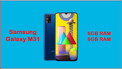 Samsung Galaxy M31 New 8GB Variant Sale in India (Soon)