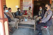Rapat Koordinasi antar Forkopimcam dalam rangka Evaluasi PPKM Mikro dan Vaksinasi di Kecamatan Sebangki