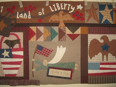 Sweet Land of Liberty Cheri Payne