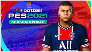 Download PES 2021 PPSSPP Best Graphics New Textures V6.1 Real Face HD & Update Full Transfer