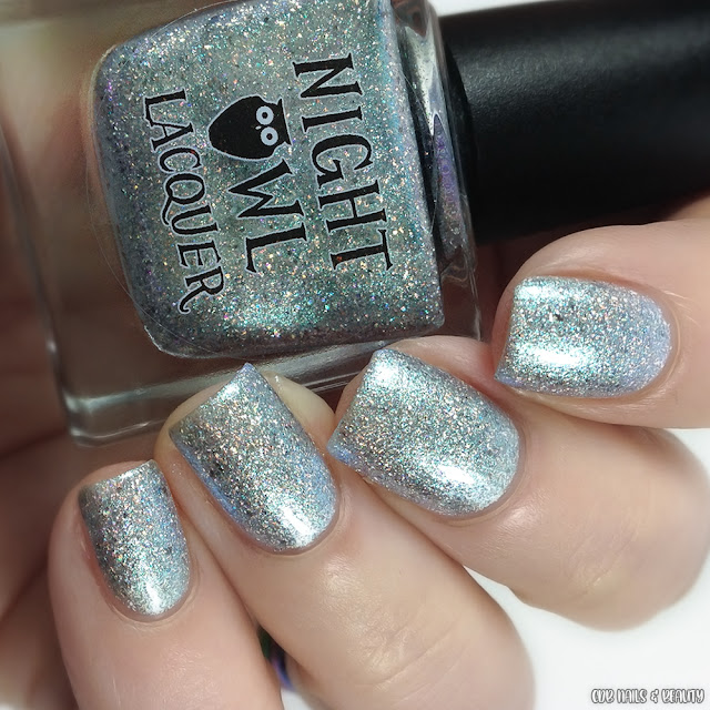 Night Owl Lacquer-Sword That Seals the Darkness
