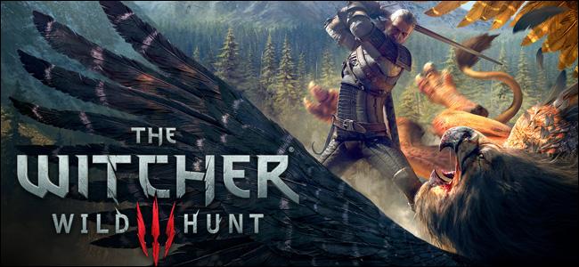 لعبة Witcher 3 Wild Hunt Roleplayeing